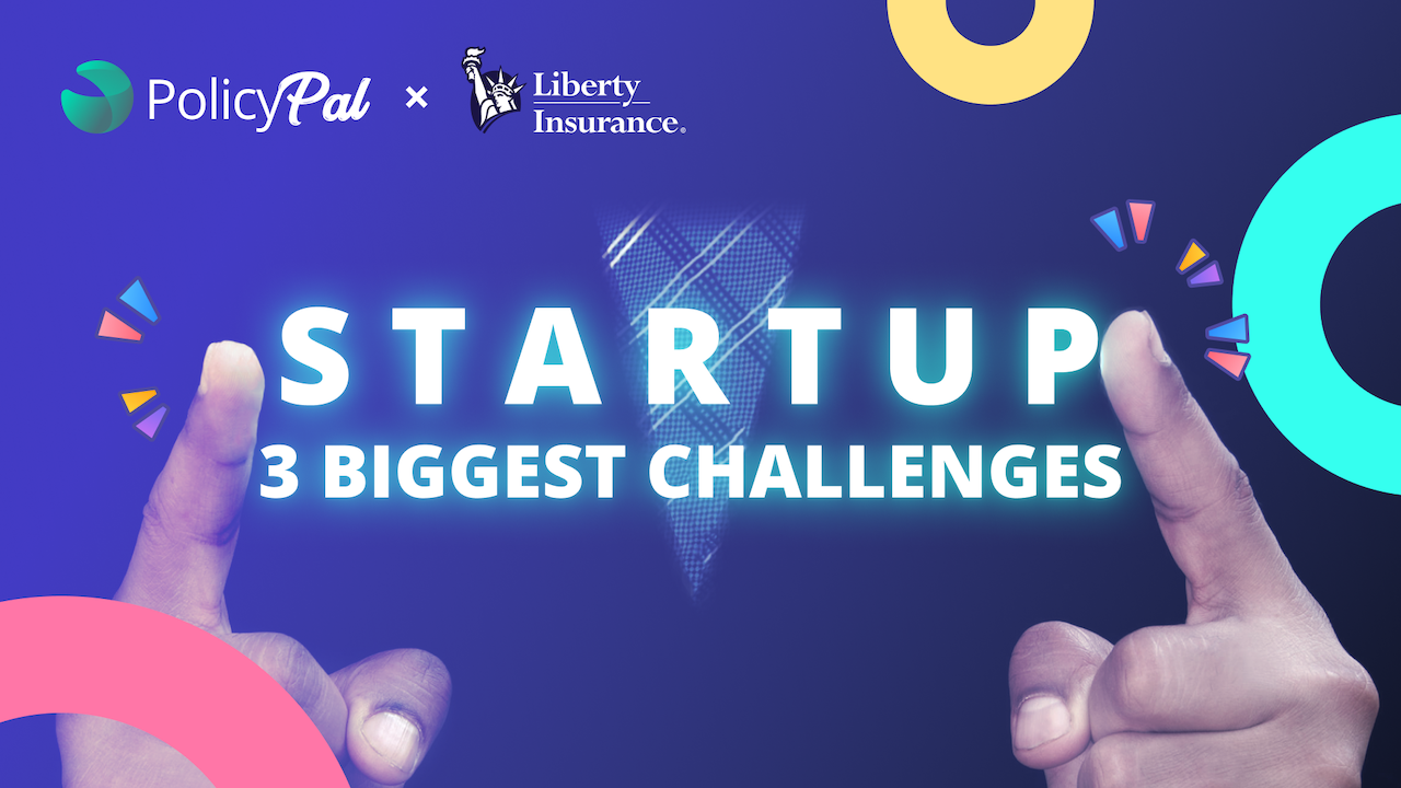 Startup Founders Challenges