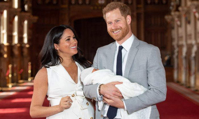 Here's How to Throw A Meghan Markle-Inspired Baby Shower